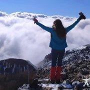 Climb Ararat Second Camp Area 4200m